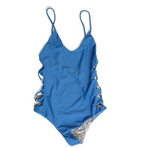 Acacia Florence one piece in royal